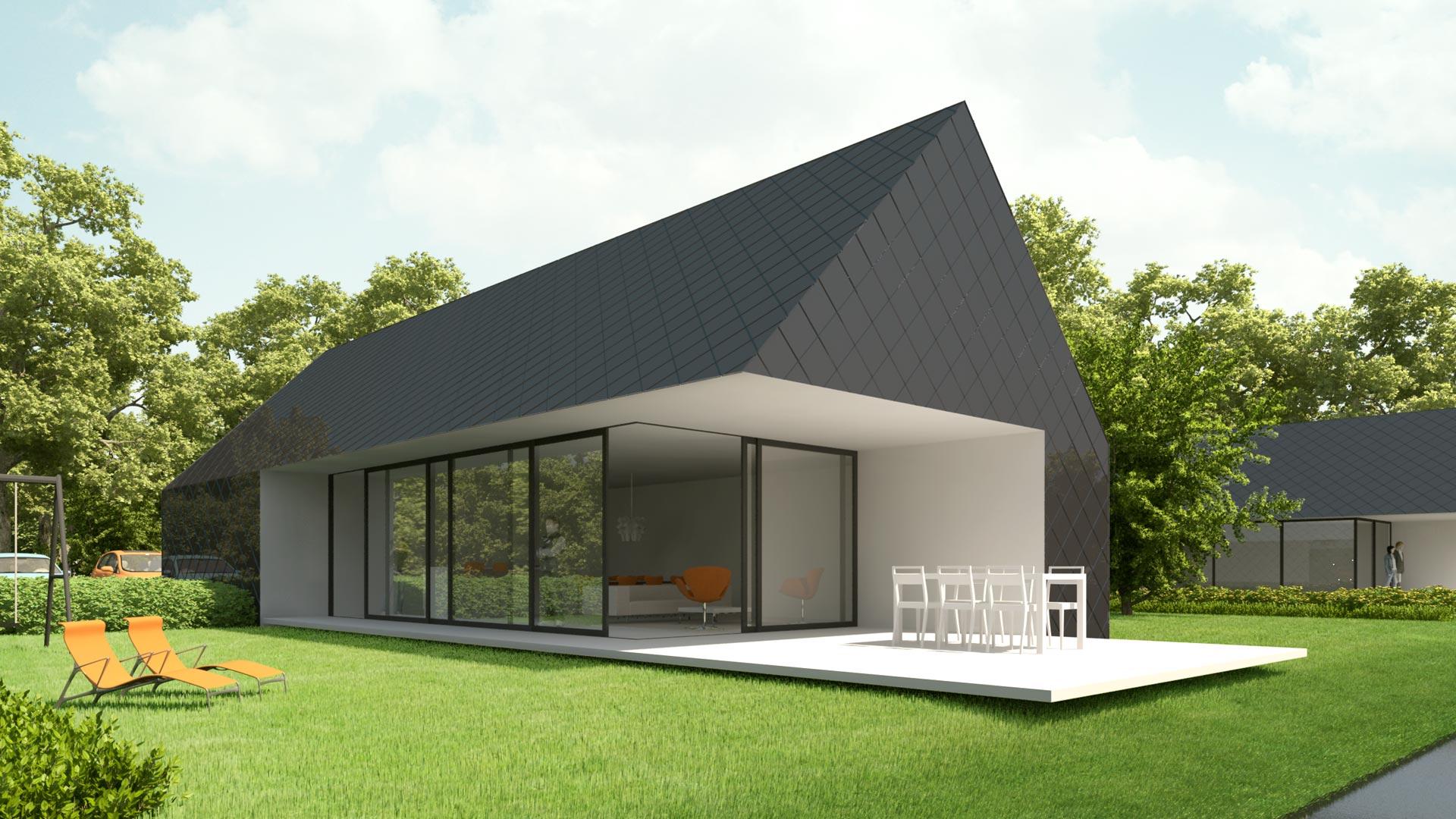 Villa Uithofslaan Den Haag