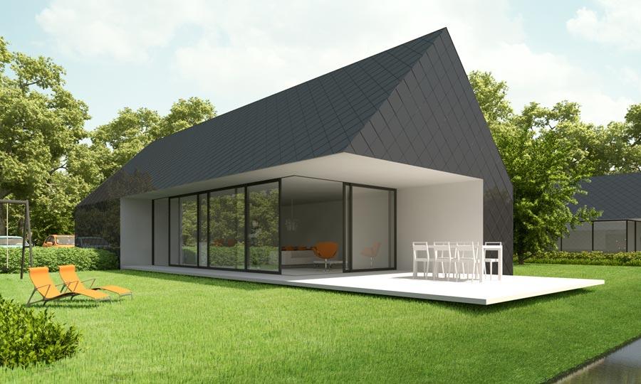 Zelfbouw woningen uithofslaan den haag - Kleine kap ...