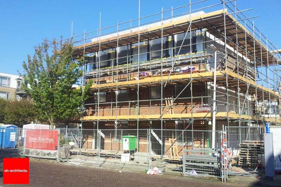 Zelfbouw woningen kavels zelfbouw locatie van dijckstraat den haag