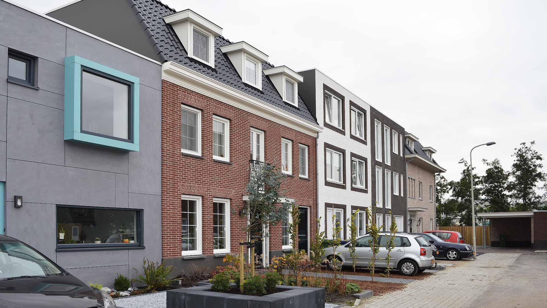 Woningen Escamplaan Den Haag