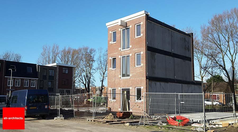 Architectenbureau Den Haag : Escamplaan archieven eh architects architectenbureau den haag
