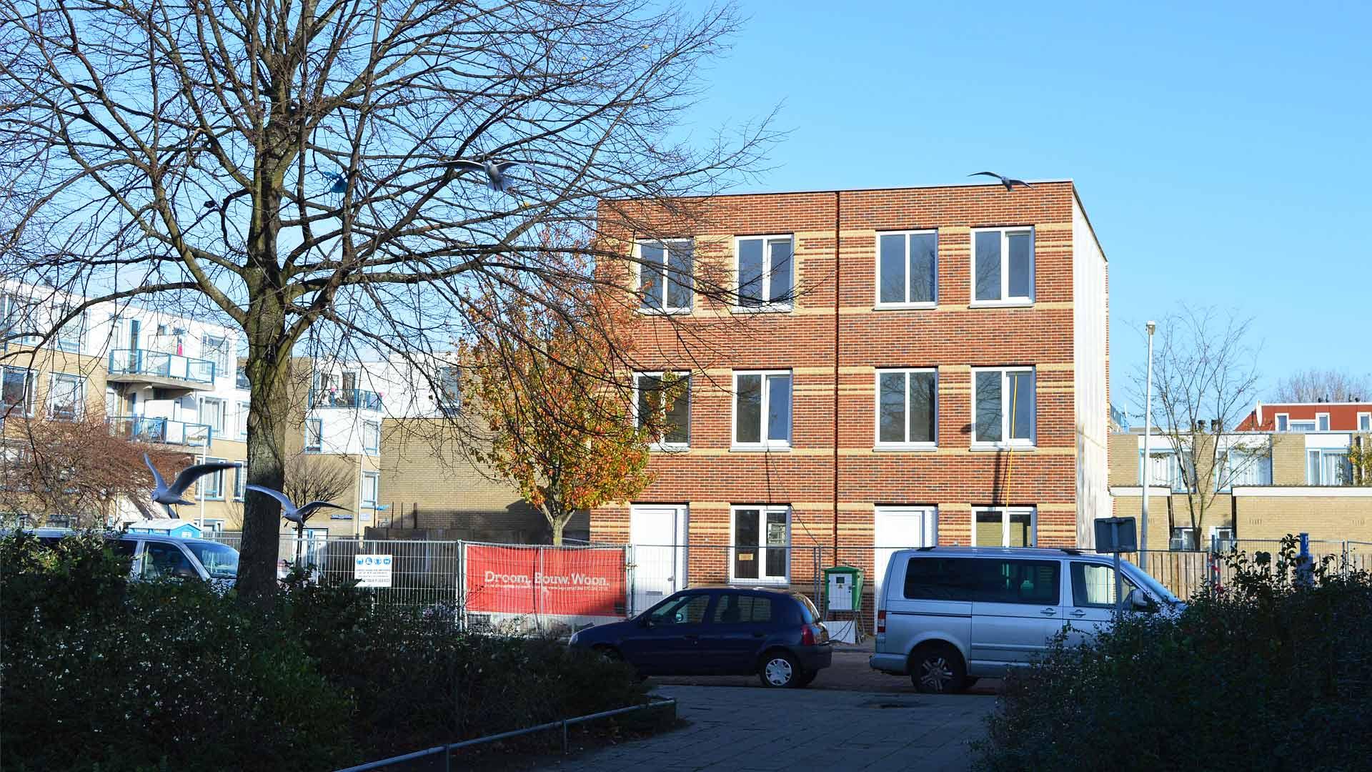 Woningen Van Dijckstraat Den Haag