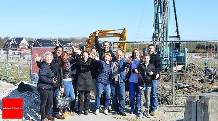 zelfbouw kavels Boomaweg Den-Haag