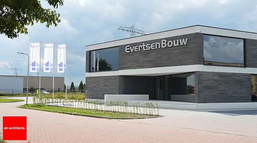 Oplevering kantoor bedrijfshal evertsenbouw bv zwolle - Kantoor lijnen ...