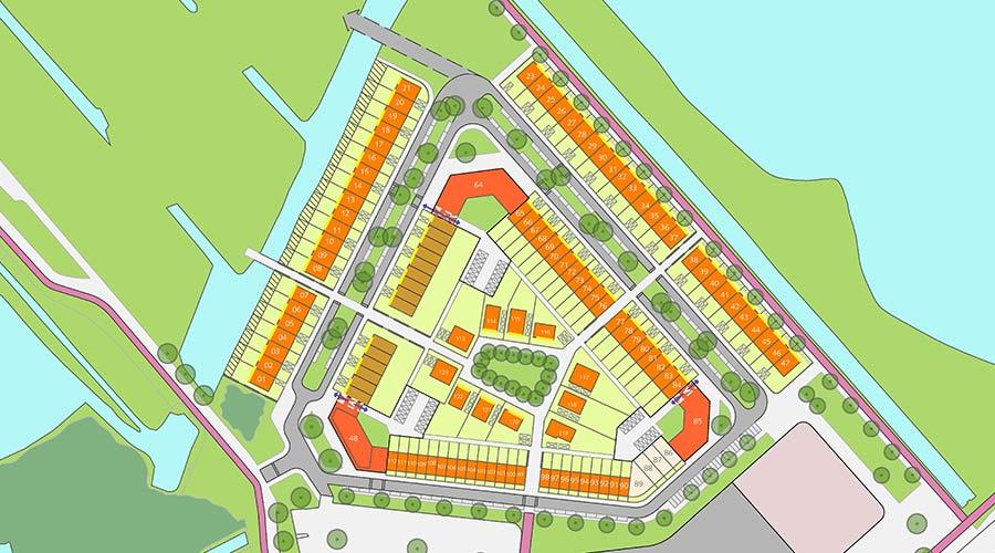 Zelfbouw kavels Deelplan 20 Ypenburg Den Haag