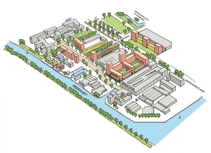 Ontwikkelingen Trekvlietzone Binckhorst Den Haag