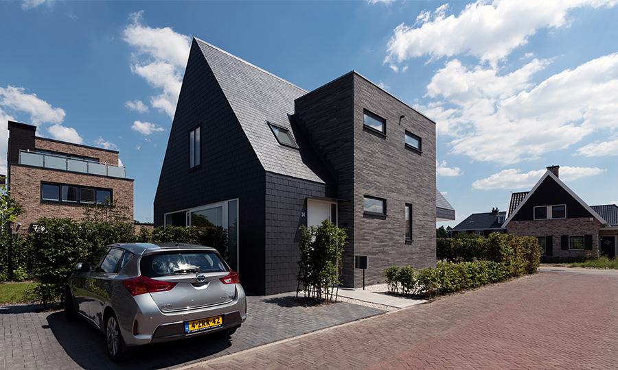 Architect Kleine Woning : Zelfbouw woningen uithofslaan den haag