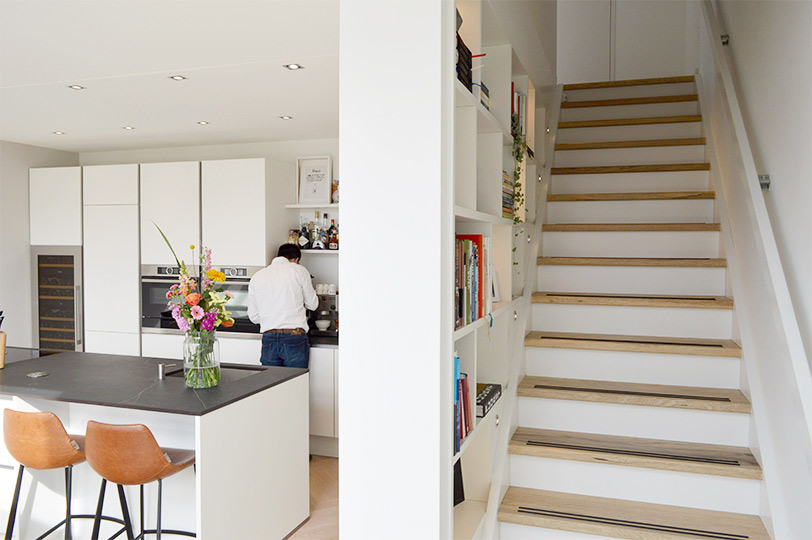 De Woonkamer Dordrecht : Zelfbouw woning dordrecht stadswerven eh architects