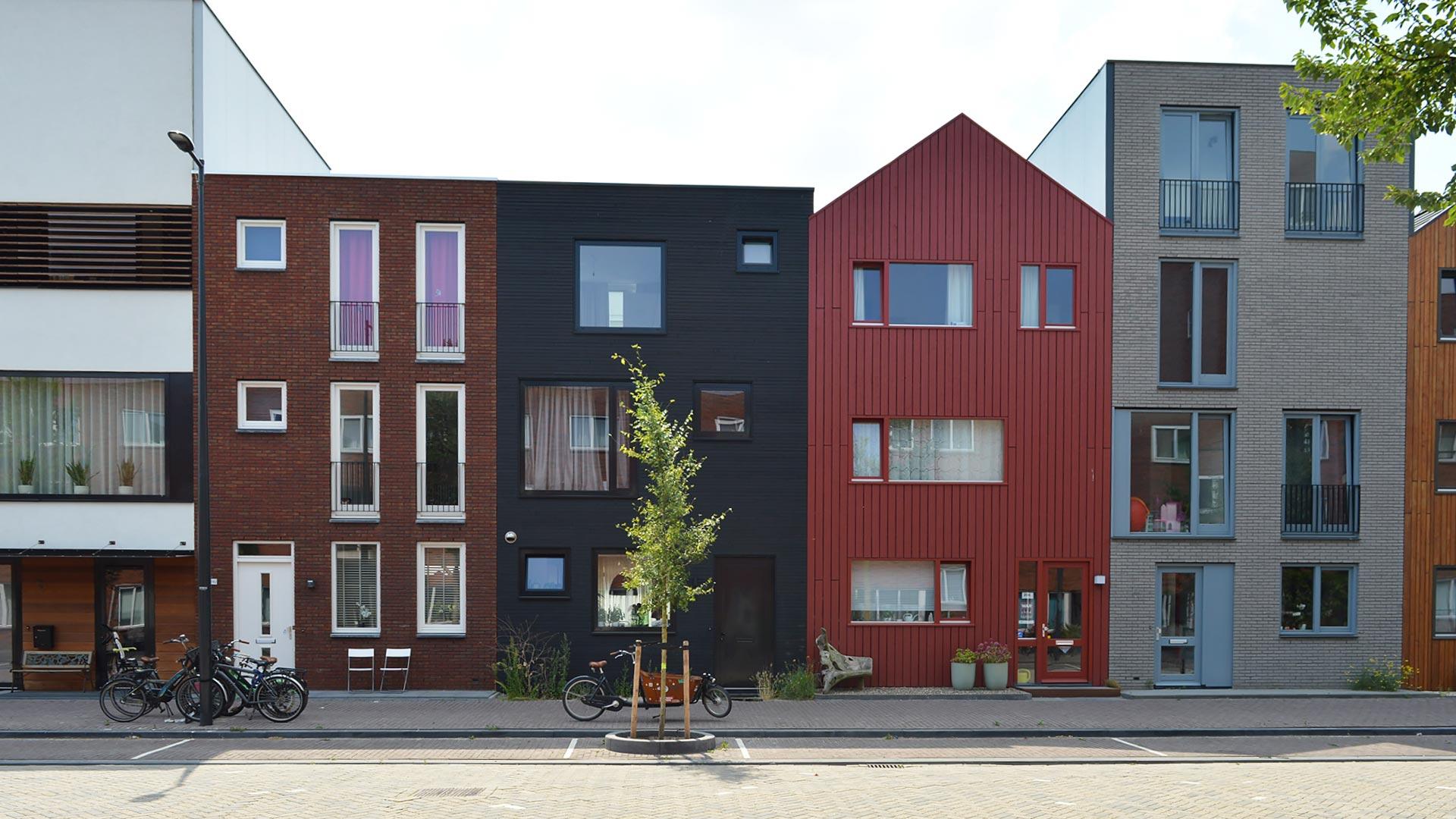 Woningen Blok59 IJburg Amsterdam