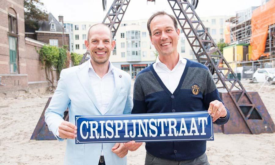Nieuwbouw woningen Crispijnstraat Zeeheldenkwartier Den Haag
