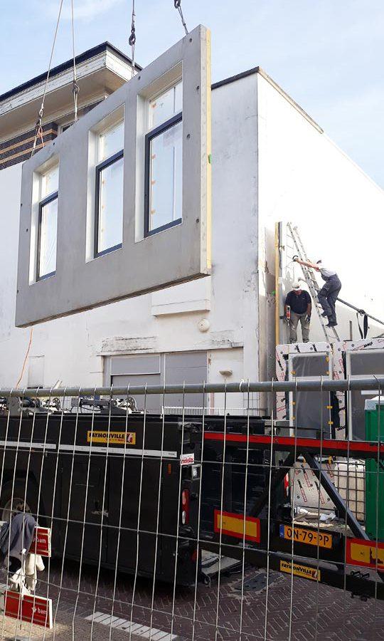 Nieuwbouw woningen zelfbouw kavels acaciastraat den haag for Nieuwbouw den haag