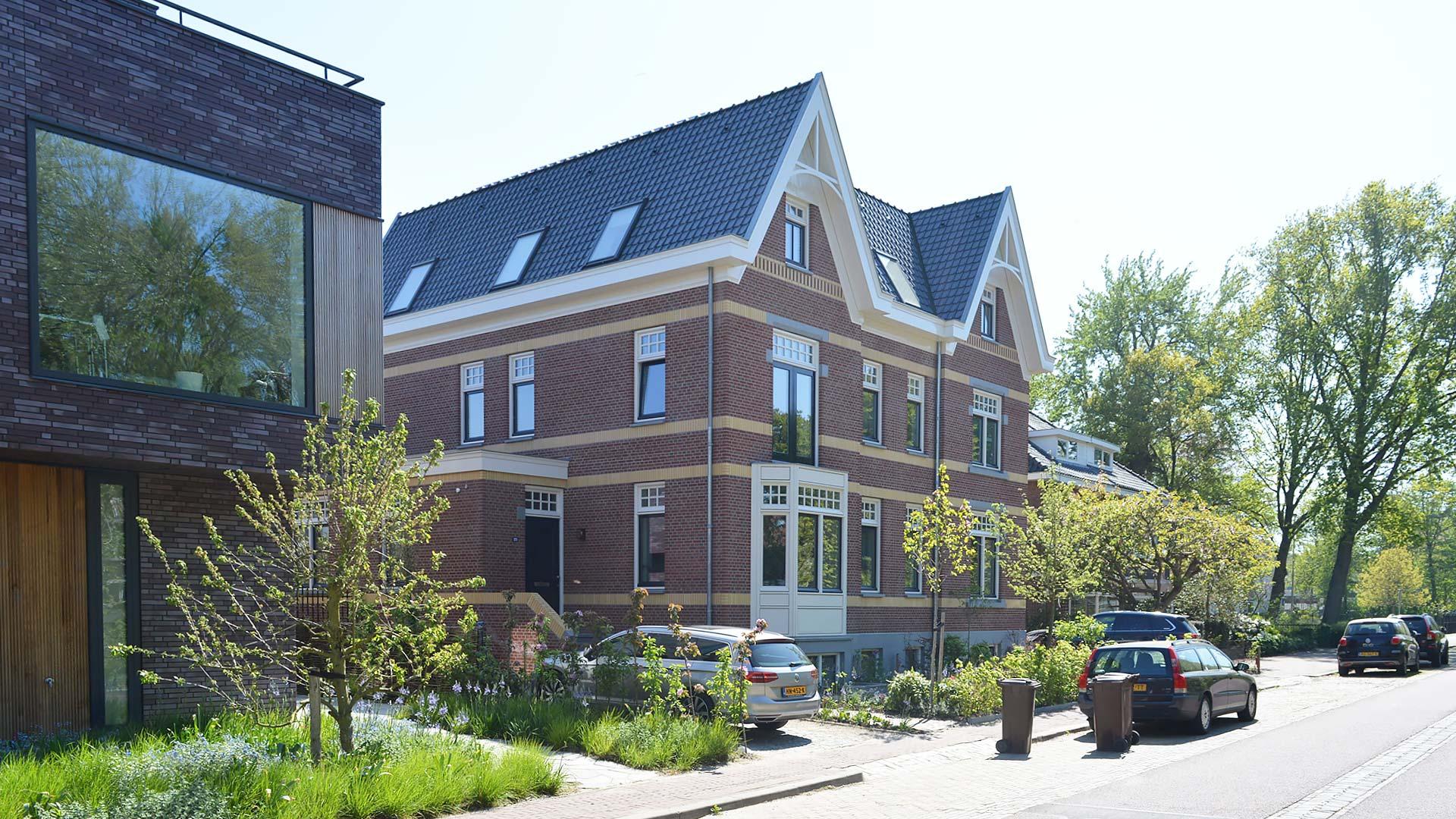 2-onder-1-kap woning Leidseweg Utrecht